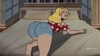 Dat ass, though.